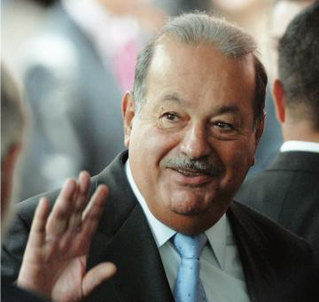 CARLOS SLIM HELU卡洛斯·斯利姆 墨西哥电信巨子 危机造优势 胆识建商国 集情义于一身的世界首富