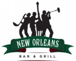 与New Orleans Bar & Grill 一起迎接2013