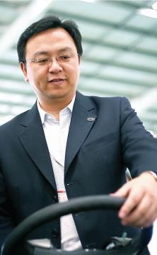 中国电池大王 王传福 WANG CHUANFU 跨领域闯汽车业