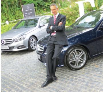 Mercedes-Benz推出全新E系奔驰
