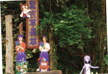 王村煌以文创理念打造 台湾薰衣草森林(Lavender Cottage) 人们最终所想要的幸福感觉