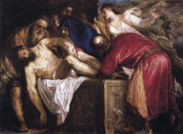 获皇室及各界青睐 提香(TizianoVecelli Titian) 赢得屹立不摇的声誉