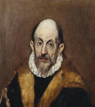 建立独创新风格 葛雷柯(El Greco)