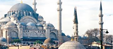 东西方完美结晶品  伊斯坦布尔(Istanbul)  散发神秘又动感的魅力