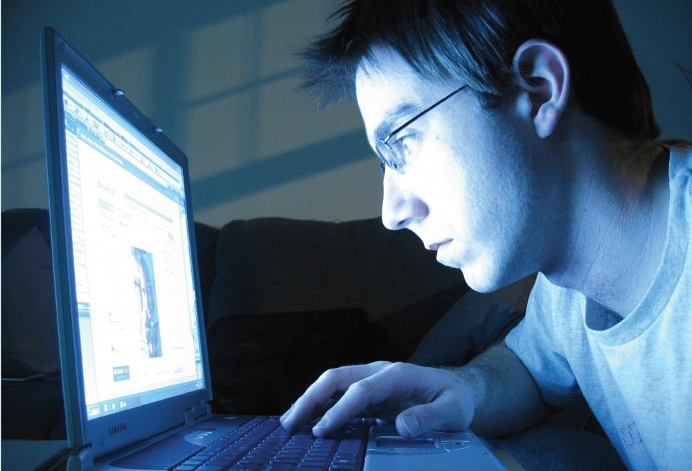 易成细菌滋生的温床 多用电脑易引发红眼病