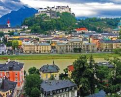 """奥地利(Austria)""""音乐之乡"""" 萨尔茨堡Salzburg 一个可以做梦的地方"""
