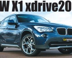 时髦帅气易上手 BMW X1 xdrive20d