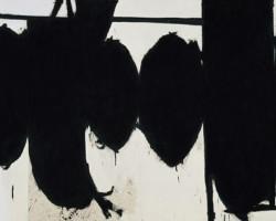 豪放大胆符号注入抽象艺术中 罗伯特·马哲威尔Robert Motherwell 超现实主义作品激动人心