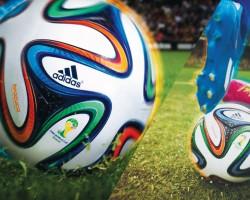 胜利的三条纹 阿迪达斯(Adidas) 屹立不倒的国际足球品牌