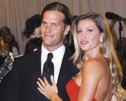 全球最吸金夫妻 吉赛尔·邦辰与汤姆·布雷迪 Gisele Bundchen & Tom Brady 善于从房地产买卖中赚钱