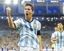 获得金球奖三连冠 梅西Messi 当今最值钱的球星