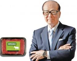 """86岁的""""老顽童""""  李嘉诚(Li Ka-shing)  热衷于创意科技的投资"""