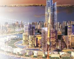 中东(Middle East)为一带一路做规划 科威特(Kuwait) 计划以1300亿美元建丝绸城(Silk City)