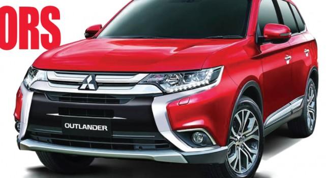 三菱汽车(Mitsubishi Motors) 全新Outlander SUV运动型多功能汽车 展现世代相传的保护感