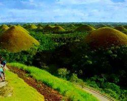 菲律宾(Philippines) 薄荷岛Bohol 让人无法抗拒的深蓝大海