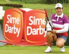 森那美LPGA女子高球赛  中国(China)名将 冯珊珊(Feng Shanshan)二度封后