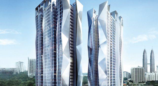 吉隆坡安邦路豪华房产 Picasso Residence 提供交通四通八达的优质家居