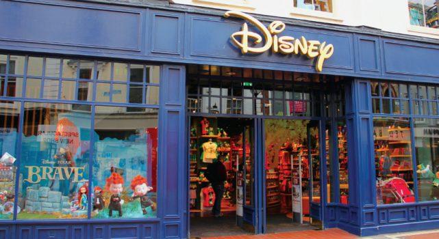 迪士尼(Disney)商标值钱 2016年全球授权产品 年销售额达566亿美元