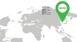 韩国(South Korea)搜索引擎和门户网站 Naver(naver.com)凭本土优势盘据韩国市场