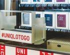 优衣库(Uniqlo) 第一台自动贩卖机 登陆奥克兰国际机场