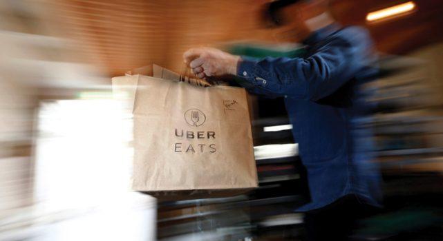 """瞄准""""吃货""""群体  优步(Uber) 拟进军韩国(South Korea)送餐业"""