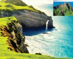 """自然环境保持得相当好 爱尔兰(Ireland) 有""""绿岛""""和""""绿宝石""""之称"""