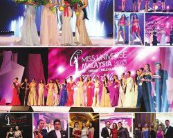 2018年度马来西亚环球小姐总决赛出炉 张君研脱颖而出夺下后冠