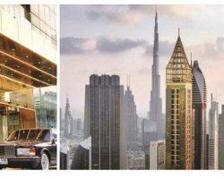 再开世界最高酒店 迪拜(Dubai) 75层Gevora金光闪闪