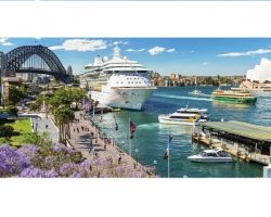 连续6年消费金额排名第一 中国(China)游客 成为澳洲(Australia)第一大旅游客源国