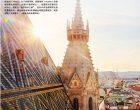 """奥地利(Austria)首都 维也纳(Vienna) 被誉为""""世界音乐之都"""""""