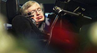 伟大科学家与世长辞 史提芬·霍金教授(Stephen Hawking) 生前以勇气与坚持鼓舞全世界