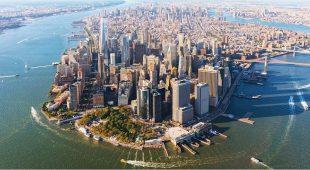 首季度房产销售锐减25% 曼哈顿(Manhattan)房产均价下跌8%