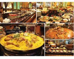 """隆市希尔顿酒店(Hilton Kuala Lumpur) """"Jom Makan""""自助餐盛宴各种美食迎开斋节"""
