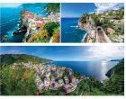 欧洲十大最美小镇之一 五渔村(Cinque Terre) 吸引作家和艺术家前来朝圣