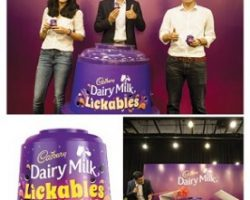 吉百利(Cadbury) 推新口味Lickables
