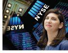 纽约证券交易所 迎来历史上首位女总裁