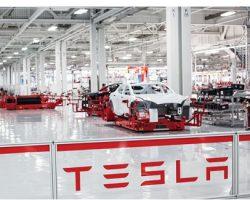 面积580万平方英尺  特斯拉(Tesla)  建地表最大的建筑物
