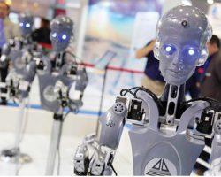 机器人研究领域 中国(China)赶超日本(Japan)