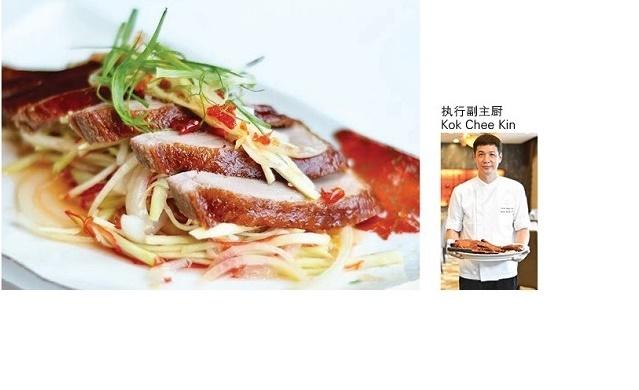 隆市万丽酒店(Renaissance Hotel KL)22周年庆  满福楼餐厅(Dynasty Restaurant)  招牌北京片皮鸭每只仅售96令吉