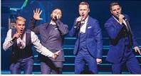 BOYZONE世界巡演告别演唱会  8月24日于吉隆坡隆重引爆