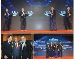 创世纪辉煌成就卓越企业颁奖盛典  于吉隆坡时代广场隆重举行