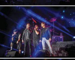 Boyzone告别演唱会马来西亚站  8月24日在欢腾气氛下圆满落幕