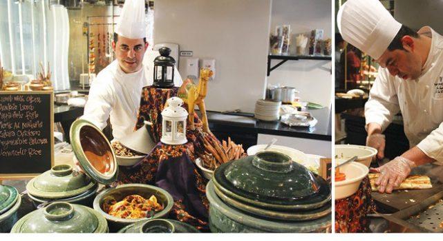 隆市希尔顿酒店(Hilton Kuala Lumpur)  旗下Vasco's餐厅  以中东美味佳肴为开端举办美食探险之旅