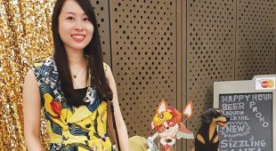 寻找失犬爱屋及乌  蔡韵琴(Caleen Chua)  发挥无私爱心救助流浪狗