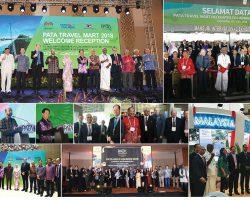 2018亚太旅游协会旅游交易会(PATA Travel Mart 2018)  于兰卡威(Langkawi,Malaysia)成功举行  体现旅游业的新业态、新思路、新成果