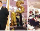 隆市威斯汀酒店(The Westin Kuala Lumpur)  9月5日举办15周年欢庆特别聚会