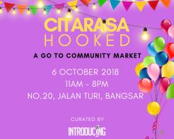 每个月首个周六举办  吉隆坡社区市场Citarasa隆重登场