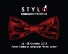 STYLO 男士周末(STYLO Gentlemen's Weekend) 一连3天在公主港(Puteri Harbour)隆重登场