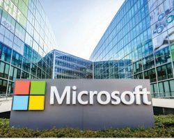 受云业务提振  微软(Microsoft)  或将是下一个万亿美元市值成员