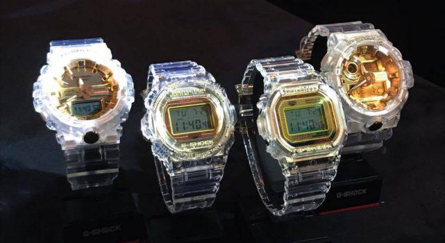 "G-Shock庆35周年  隆市主办""Shock The World""年度派对"